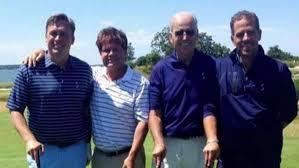 Joe, Hunter Biden seen golfing with Ukraine gas company exec back in 2014,  photo shows | Fox News