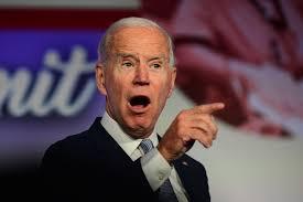 Joe Biden snaps at reporter asking about son Hunter