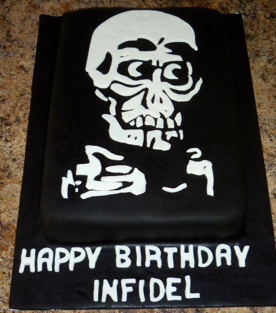 Happy Birthday Jeff Cake Diamond