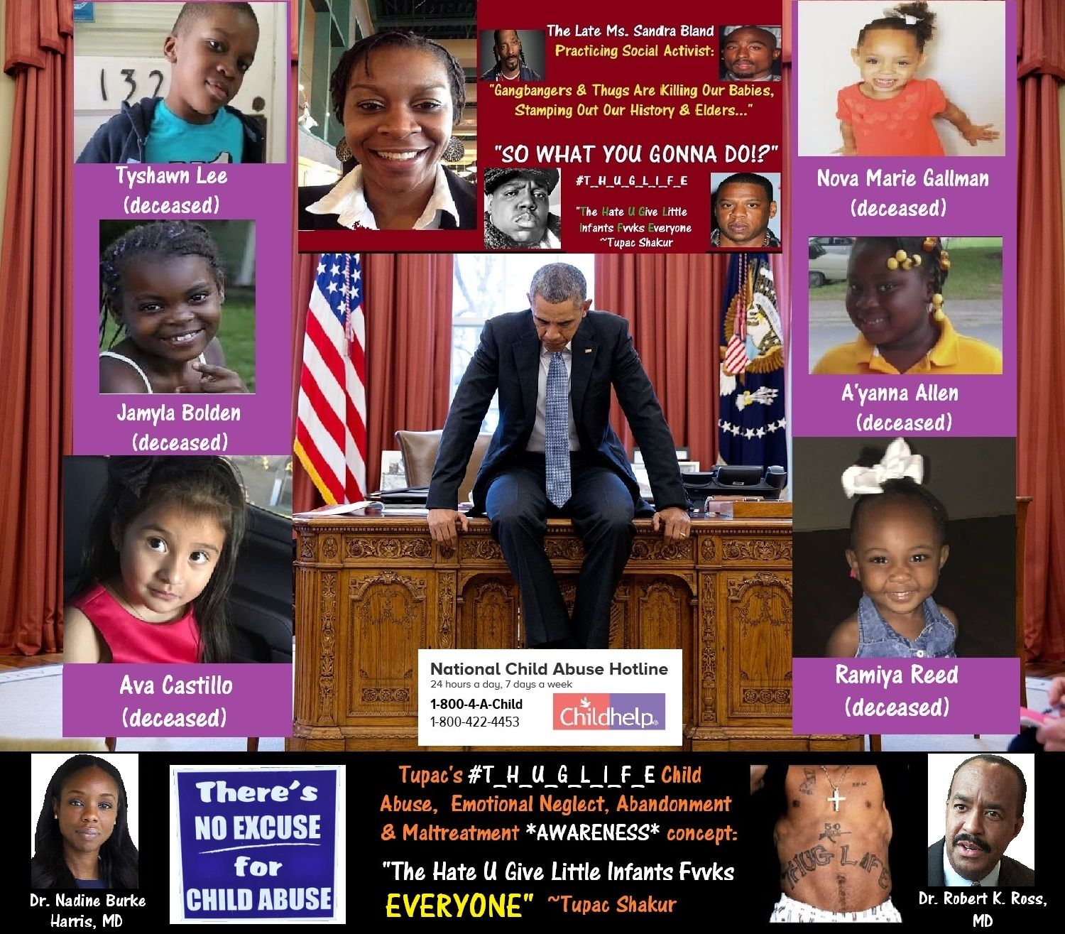 American Kids Murdered On President Barack 'My Brother's Keeper' Obama's Watch.jpg