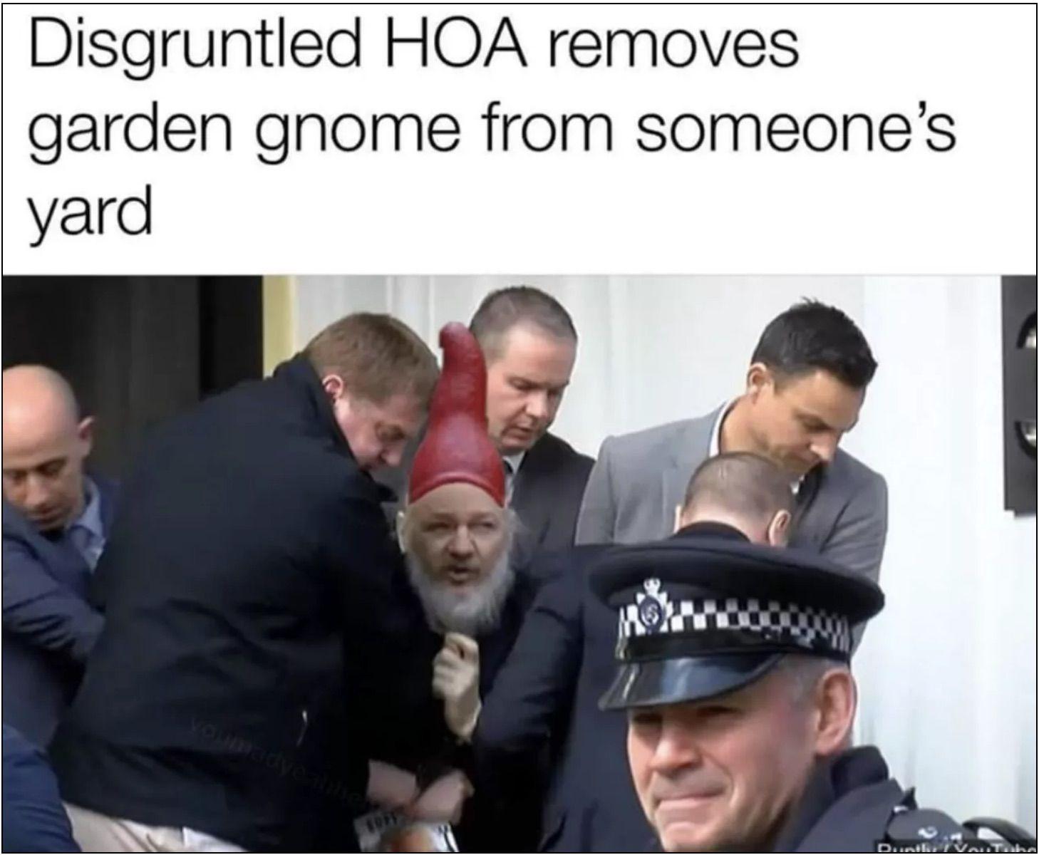 Assange HOA gnome.jpg