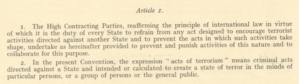 Definition of Terrorism 1938 Convention.png