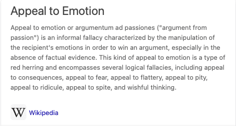 Fallacy • Appeal to Emotion.png