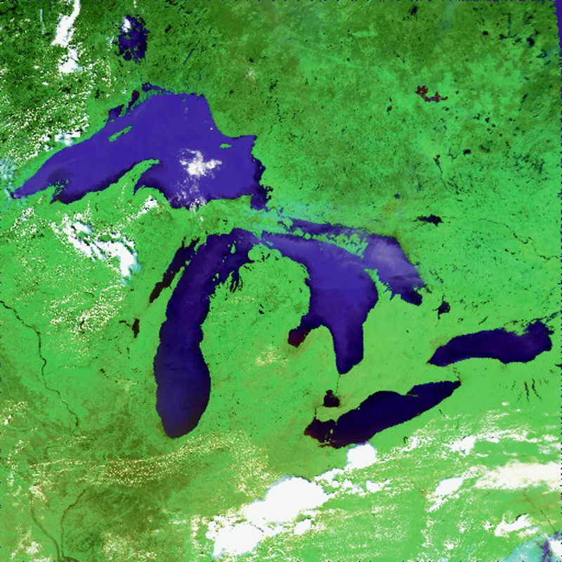 essays great lakes