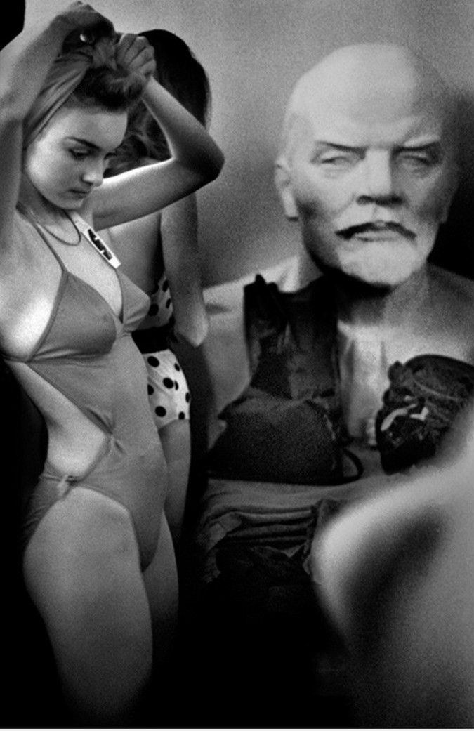 Lenin_na_pervom_konkurse_krasoty_v_SSSR_1988.jpg