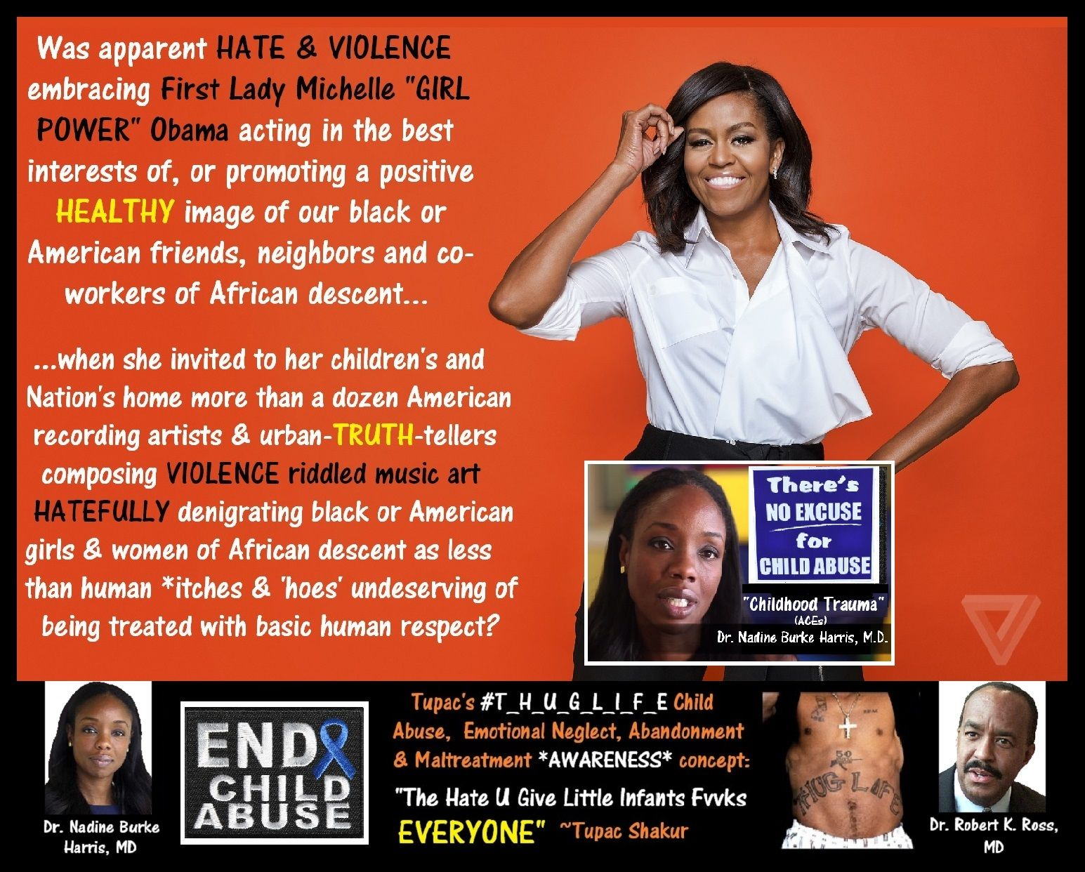 MICHELLE OBAMA HATE VIOLENCE.jpg