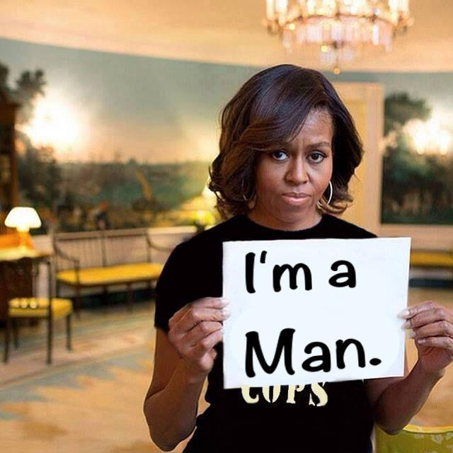Conspiracy theorists now actually believe that First Lady Michelle Obama is  transgender, after Joan Rivers made a joke.
