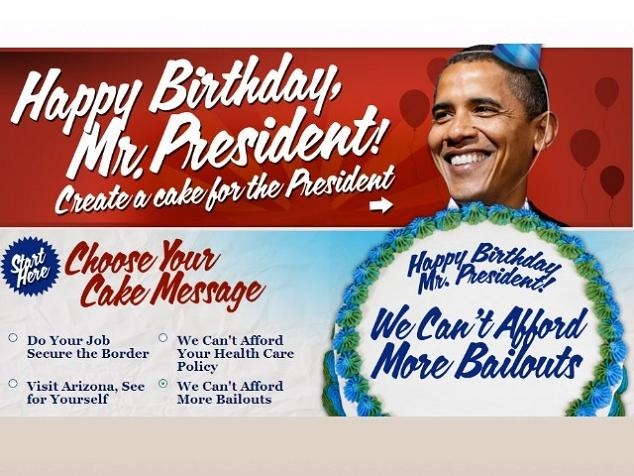 Obama Birthday Funny images – Funny Obama Birthday Cards