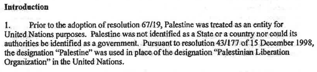 Palestine was treated as an ENTITY.png