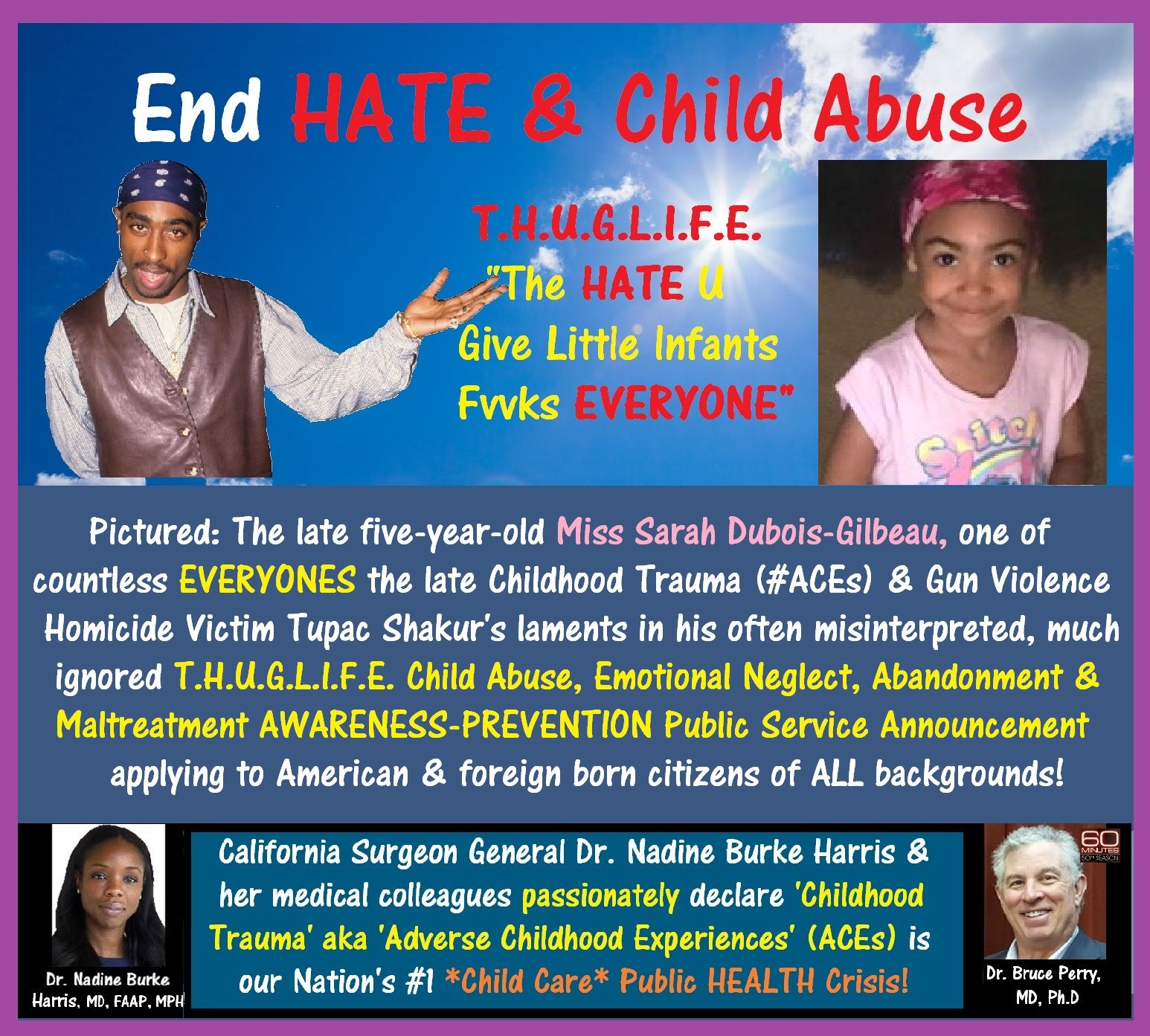 Sarah Dubois-Gilbeau, End Child Abuse.jpg