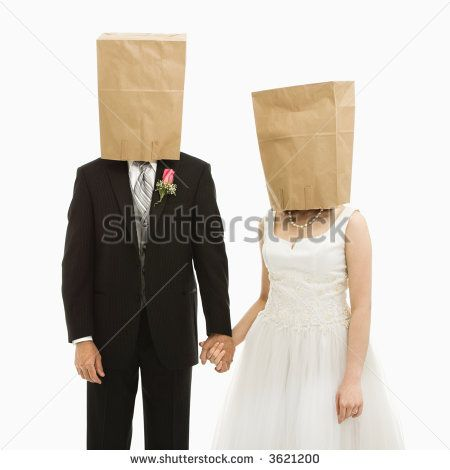 stock-photo-caucasian-groom-and-asian-bride-with-brown-paper-bags-over-their-heads-3621200.jpg