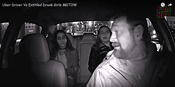 Video - Uber Driver Vs Entitled Drunk Girls | US Message Board