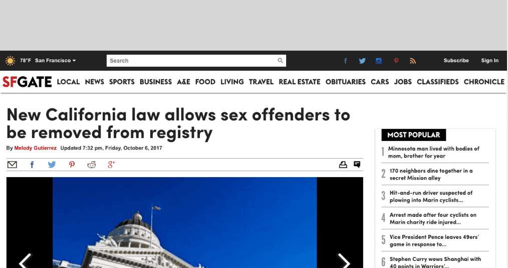 upload_2017-10-8_12-20-16.png. New California law allows sex offenders to  be removed from registry
