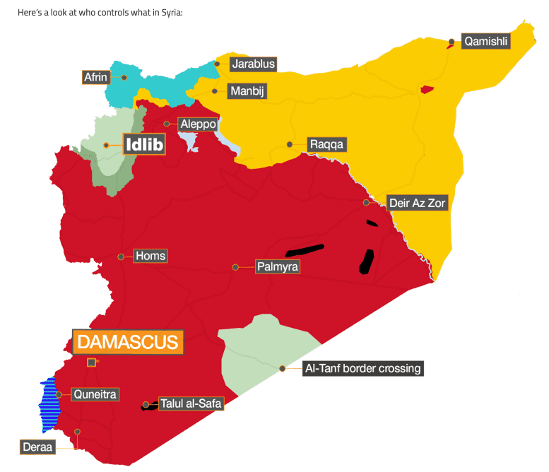 who controls what in Syria.png