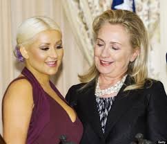 Hillary looking at breasts.jpeg